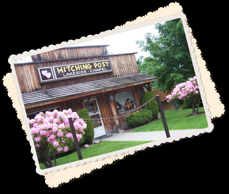 Coeur D Alene Outdoor Wedding Venues: Hitching Post Wedding Chapel