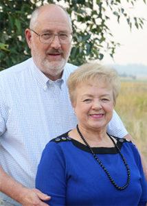 Donald and Lynn Knapp - Hitching Post Wedding Chapel, Coeur d'Alene, ID