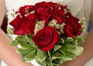 The Hitching Post - Rose Bouquet