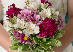 The Hitching Post - Wildflower Bouquet