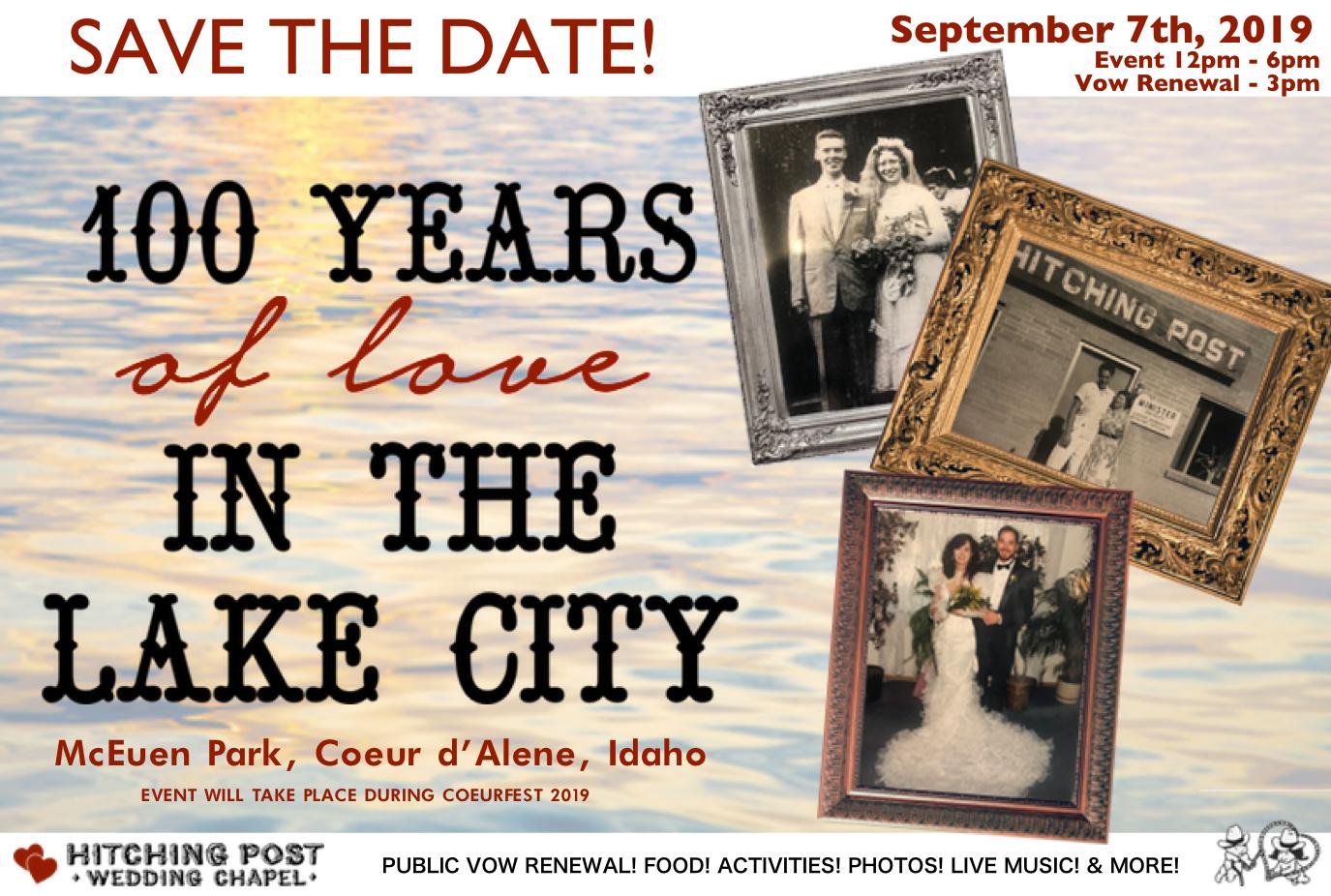100 Years of Love CoeurFest